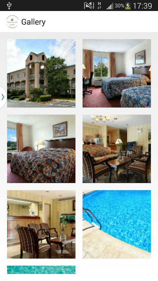 Norcross Inn & Suites GA- screenshot
