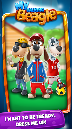 Talking Puppy Dog–Virtual Pet 2.6 screenshots 3