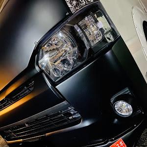 ハイエースバン TRH200V S-GL H20のカスタム事例画像 たぐやん@黒バンパー愛好会さんの2019年12月24日08:18の投稿