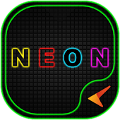 Neon Color Mix Theme