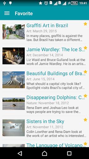 English listening daily 1.1.4 screenshots 5