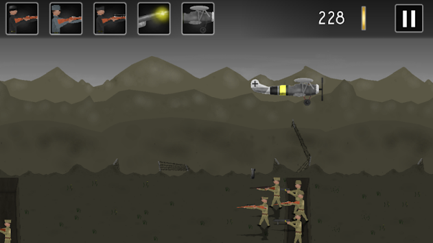 Trenches of Europe 2 apk screenshot