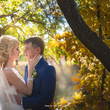Wedding photographer Alina Schedrina (Alinchik). Photo of 21.01.2016