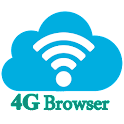 4G Speed Web Browser icon
