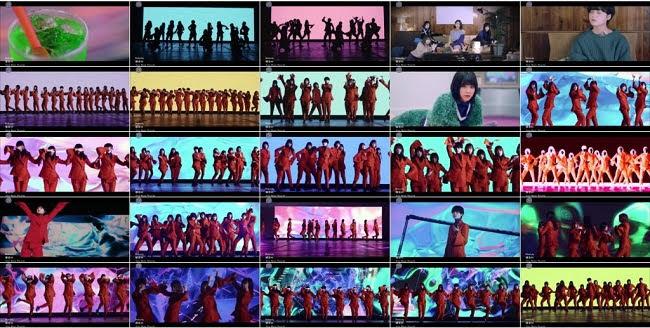 (PV)(720p+1080i) 欅坂46 – Nobody (SSTV)