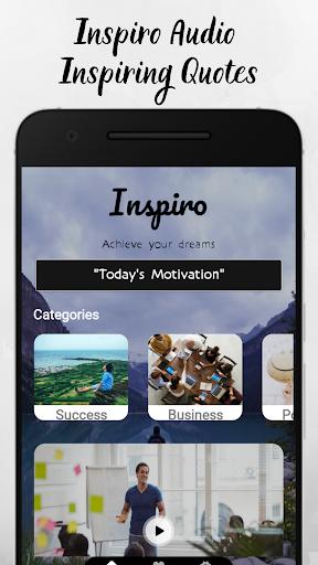 Inspiro - Motivational & Inspirational AudioQuotes cheat hacks
