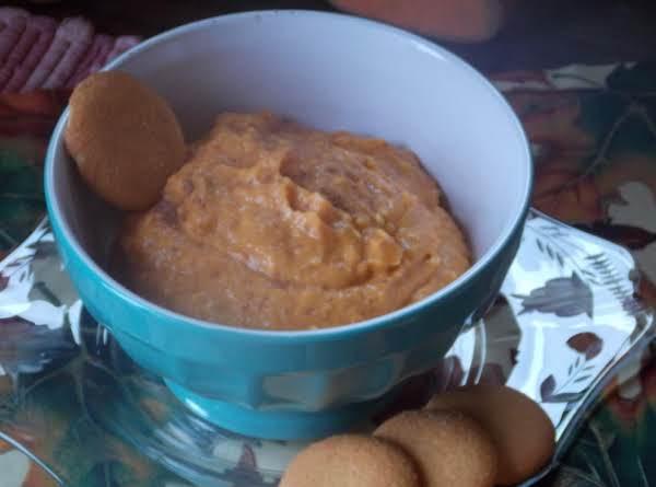 Lori Ann's Pumpkin Butter Dip Recipe