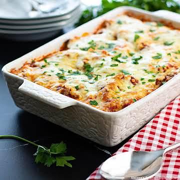 Ravioli Casserole Recipe - melissassouthernstylekitchen.com
