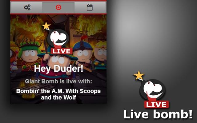 Live Bomb!