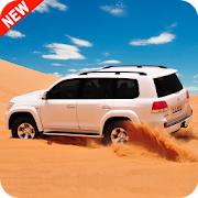 Dubai jeep Drift Desert Race