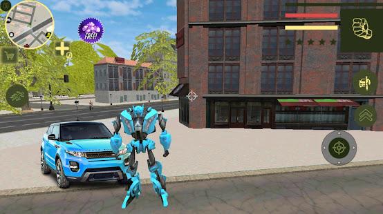 App Super Car Robot Transforme Futuristic Supercar APK for Windows Phone