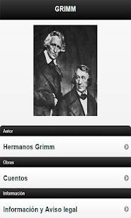 Hermanos Grimm cuentos - náhled