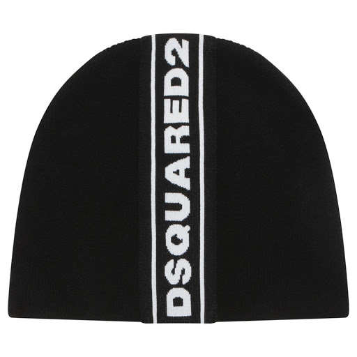 Thumbnail images of DSQUARED2 Fine Knit Hat