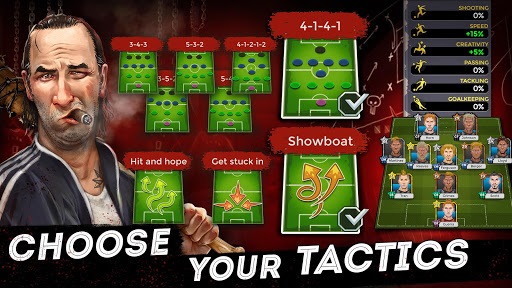 Underworld Football Manager - Bribe, Attack, Steal 5.6.02 screenshots 4