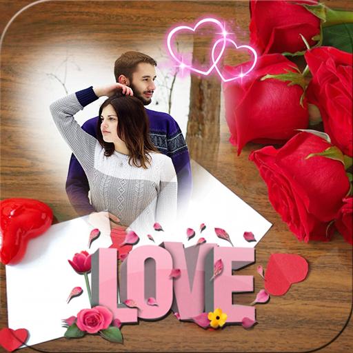 Love Valentine Photo frame