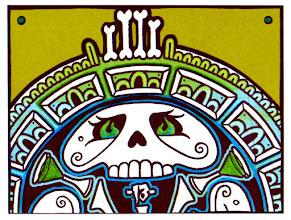 Photo: Mail Art 365 Day 12 card 12b