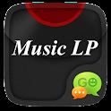 GO SMS PRO MUSIC LP THEME icon