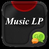 GO SMS PRO MUSIC LP THEME