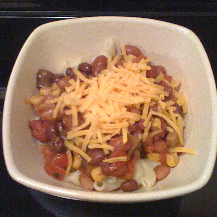 Evan's Lazy Chili