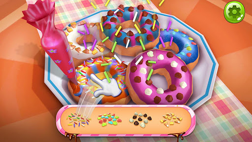 Donut Maker 3d - Sweet Bakery & Cake Shop 1.0 screenshots 5