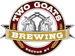 Logo of Two Goats Dirty Butt (Brown Ale + Cream Ale)