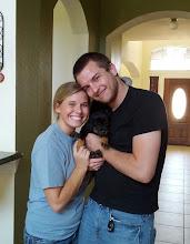 Photo: Willow's adoption day!
