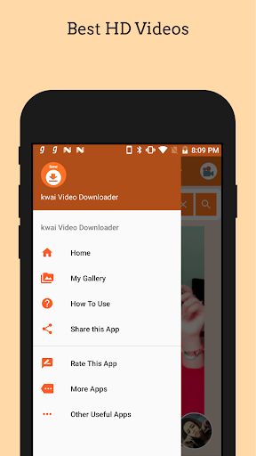 Downloader for kwai app (apk) free download for Android/PC