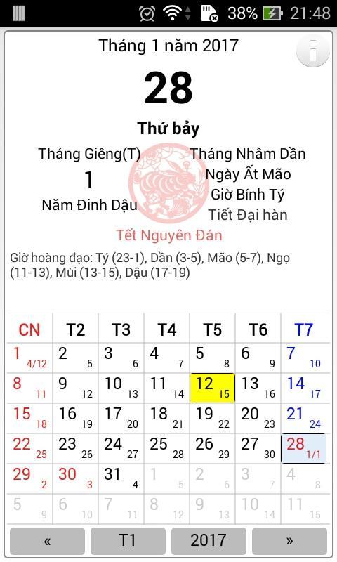 Kết quả hình ảnh cho Vietnamese Lunar Calendar