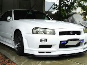 スカイラインGT-R R34 標準車 前期 1999年式のカスタム事例画像 TAKASHIさんの2018年06月20日18:25の投稿
