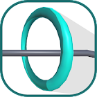 3D Ring icon