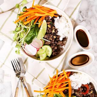 Thai Ginger Jasmine Rice Recipes