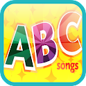 ABC Songs for Kids Learning icon
