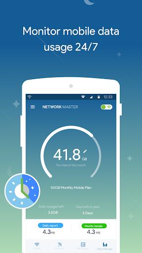 Network Master - Speed Test screenshot 4