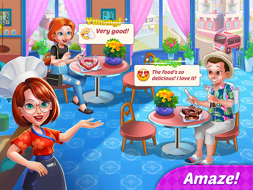 Food Diary: Cooking City & Restaurant Games 2020 filehippodl screenshot 12