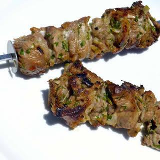 Recipe of Shashlik.