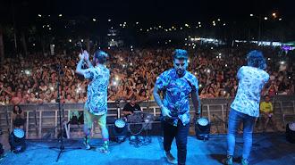 Bombai cerró Los40 Summer Live en San Juan de los Terreros.