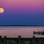 SuperMoon by Terri Schaffer - Landscapes Waterscapes (  )