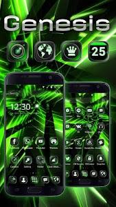 Genesis Green Tech Theme screenshot 0