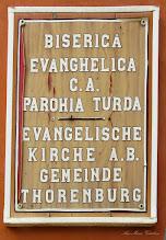 Photo: Str. V. Alecsandri, nr. 12 - Biserica Evanghelica C.A. -  2017.05.03