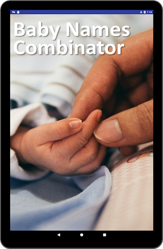 Baby Names Combinator Screenshots 7