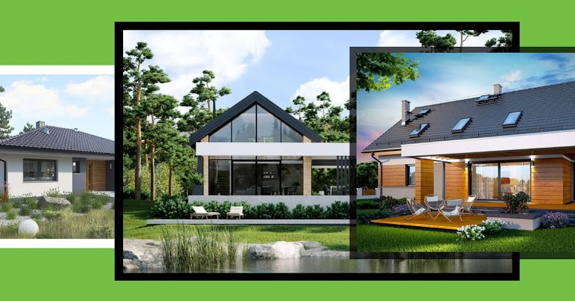 Projekty domów Tooba.pl - jakie zmiany można wprowadzać?