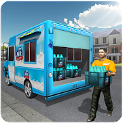 Game Milk Delivery Transport Truck APK for Windows Phone