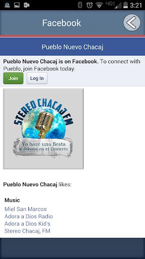 玩免費音樂APP|下載Stereo Chacaj FM app不用錢|硬是要APP