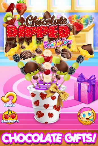 Chocolate Dipped Fruit Candy Maker Kids FREE  screenshots EasyGameCheats.pro 3