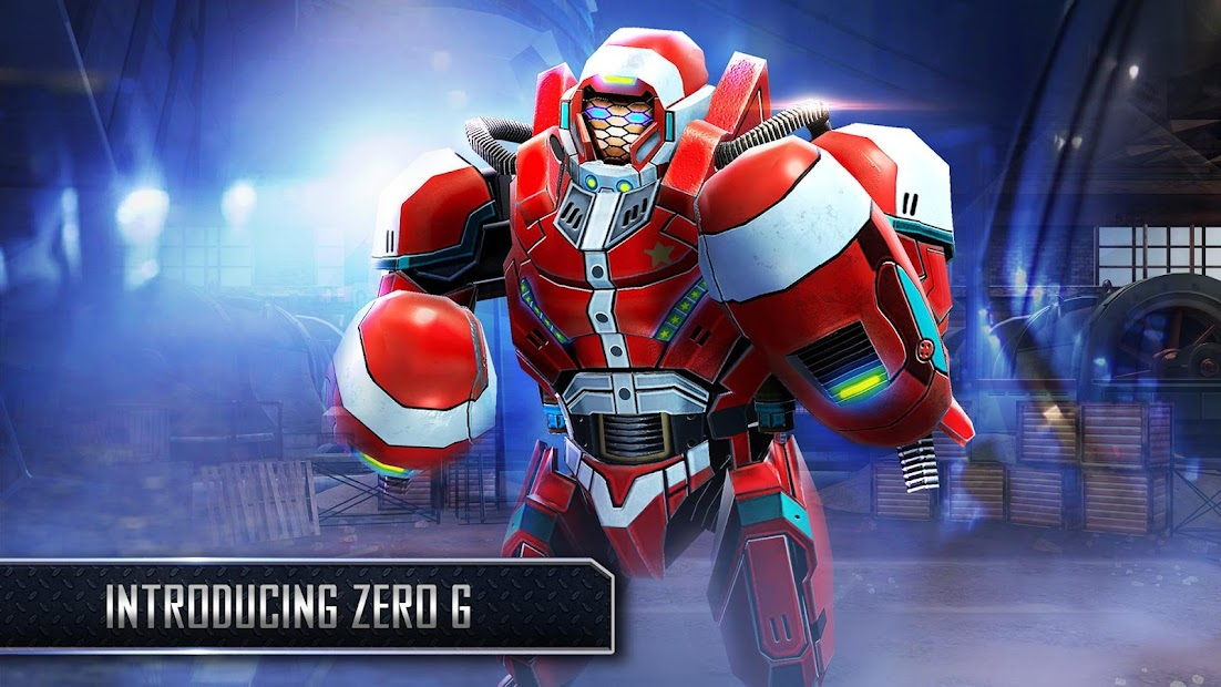Real Steel Android App Screenshot
