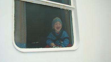 Photo: Bartuś wraca do domu