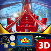 Roller Coaster Train Simulator 3