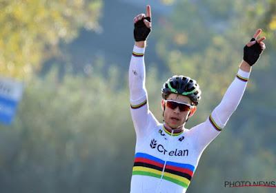 """Van Aert antwoordt met de pedalen in Spa: """"Wil de nieuwe analyses wel eens zien"""""""