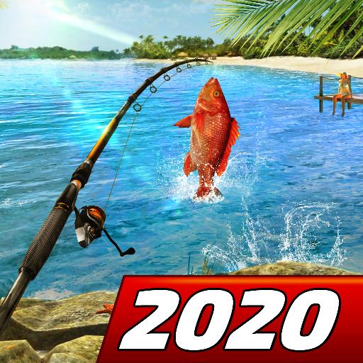 Fishing Clash: žvejybos žaidimas. 3D simuliatorius