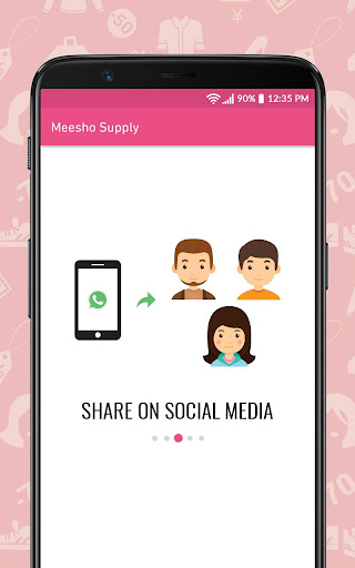 Meesho - Supply for Resellers. Share & Earn. 3.3 screenshots 4